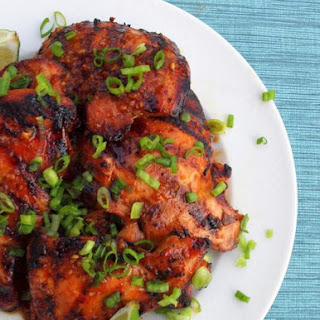 Asian Spice Rub Recipes