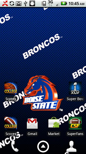 Boise State Live Wallpaper HD