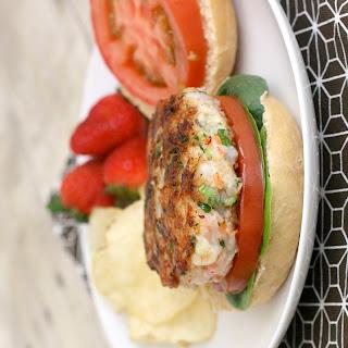 Healthy Shrimp Burger Recipes