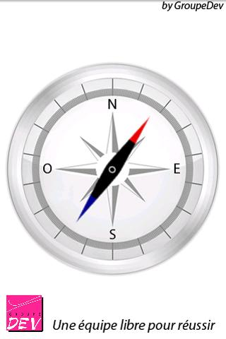 The Silver Compass