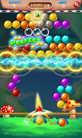 Screenshot of Bubble Lamp