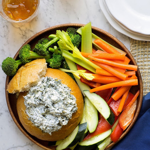 Ranch Spinach Dip