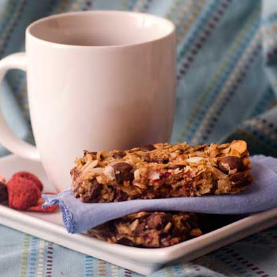 Gluten Free Vegan Breakfast Bars