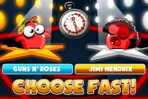 Screenshot of Song Battle! Multiplayer Quiz