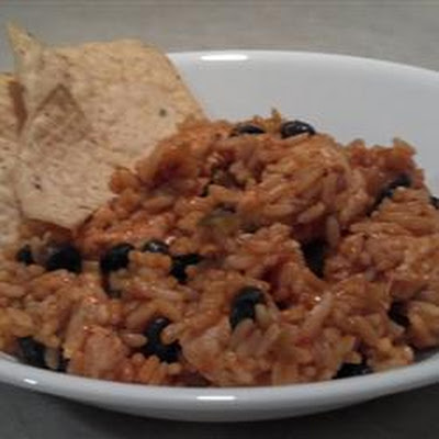 Slow Cooker Mexican Chicken and Rice