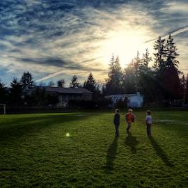 play time by Todd Reynolds - City,  Street & Park  City Parks