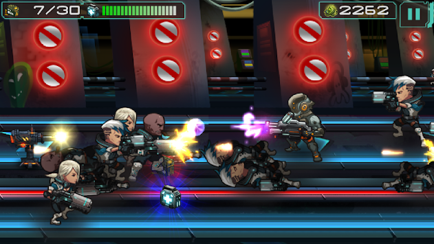 Guns Blazing! apk screenshot
