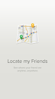 Screenshot of Locate My Friends!