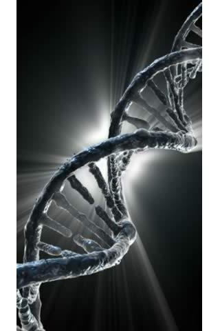 Live Wallpaper - DNA