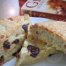 My Diabetic Country Cherry Scones