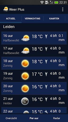 Weather - Plus - screenshot