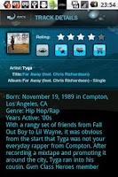Screenshot of Torix Music