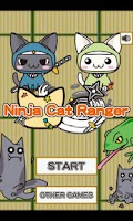 Screenshot of Ninja Cat Ranger
