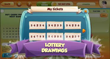 Screenshot of Our Bingo