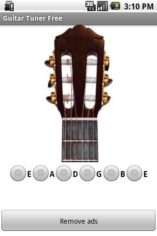 吉他調諧器