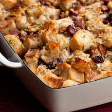 Cranberry and Sausage Stuffing Recipe