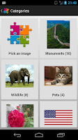 Screenshot of Kid Photo Puzzle Pro