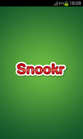 Screenshot of Snookr Score Pro