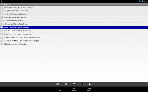 Download @Voice Aloud Reader APK to PC