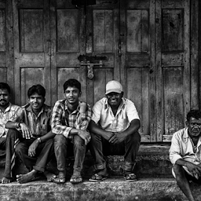 by Shishir Pal Singh - City,  Street & Park  Street Scenes ( street, people, man, portrait )