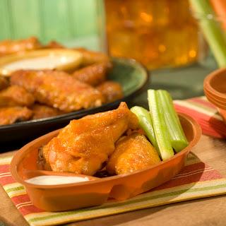 Buffalo Wing Sauce Margarine Recipes