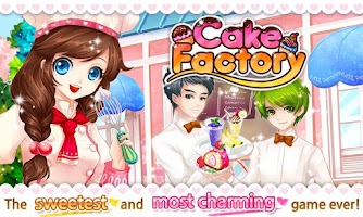 Screenshot of Cake Factory