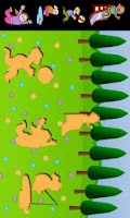 Screenshot of Toddler Match Shape Puzzles
