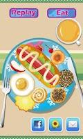 Screenshot of Breakfast Now-Cooking game