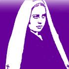 Lourdes Bernadette France icon