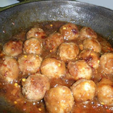 Simple Low Fat Meatballs.