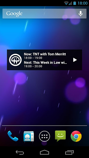 TWiT-Stream - screenshot
