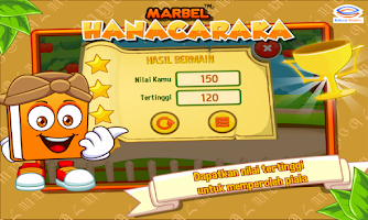 Screenshot of Marbel Belajar Hanacaraka