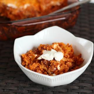 Doritos Casserole With Enchilada Sauce Recipes