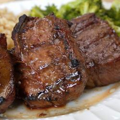 Aromatic Lamb Chops