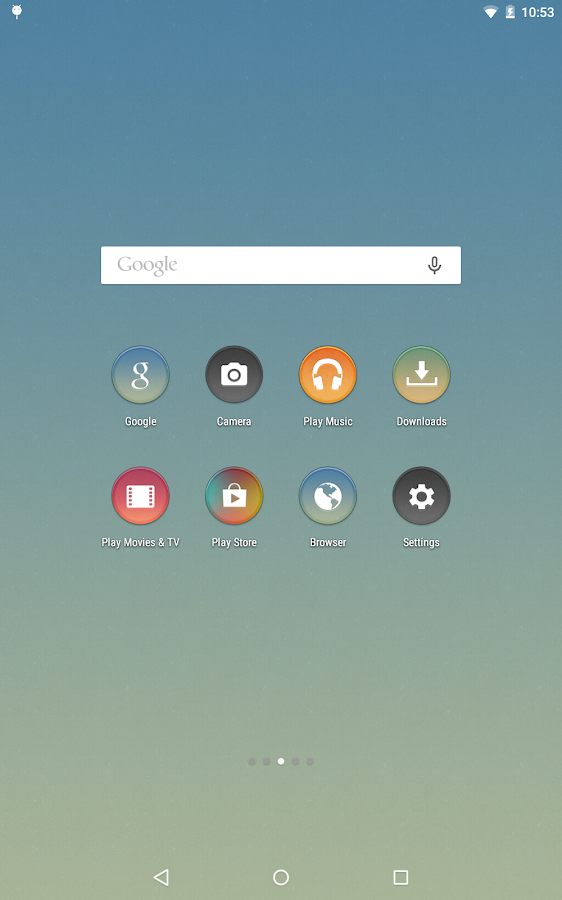 Orbis - Icon Pack Screenshot 7