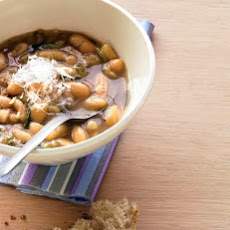 15-Minute White Bean Soup