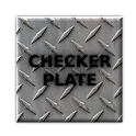 Checkerplate Go Launcher EX icon