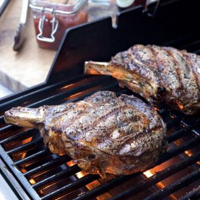 The Ultimate Grilled Steak