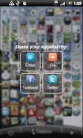 Screenshot of AppWall Free