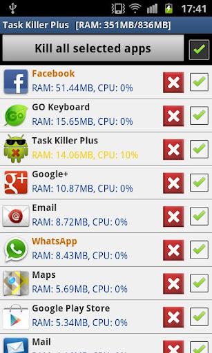 Task Killer Plus++ FREE