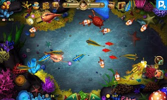 Screenshot of Fish Reef Deluxe