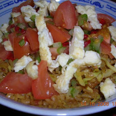 Vegetarian Nasi Goreng (Fried Rice)