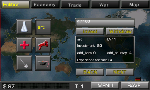 Great Leer(World Domination) - screenshot