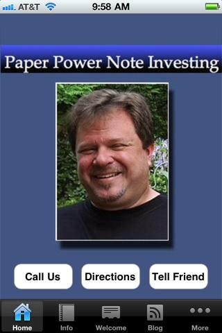 Paper Power Note Investing
