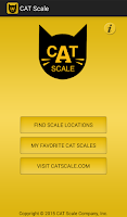 Screenshot of CAT Scale Locator