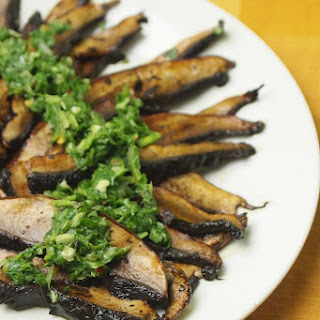 Miso-Marinated Portobello Carpaccio (Vegan) Recipes — Dishmaps