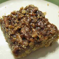 Pecan Pie Bar Cookies
