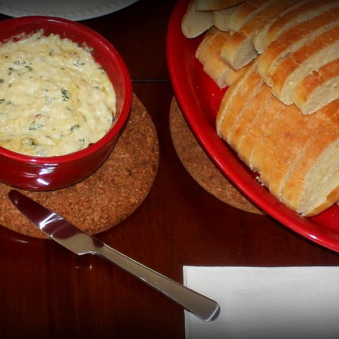Stanley & Seafort's Hot Dungeness Crab Dip
