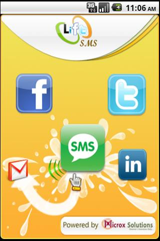 Lift SMS Inbox Share