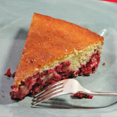 Fresh Cranberry Pie